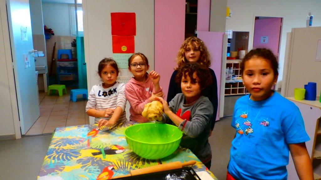 Atelier patisserie enfants de 6 à 9 ans